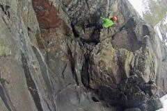 ziemlich steiler Scheiss in Krokan, Norwegen (Fission Bowl, Fission, M10)