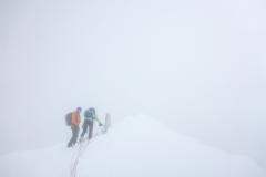 Am Gipfel ein herrliches Panorama:)