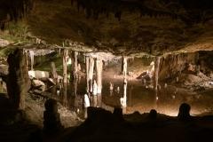 Falls man mal nicht klettern mag: Die Tropfsteinhöhle bei Can Marca ist sehenwert. Ein Besuch passt auch gut noch nach einem Klettertag rein