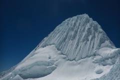 Ein Hauptziel des Urlaubs: Nevado Alpamayo. Muss man als Bergsteiger wohl mal gemacht haben...