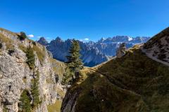 """Der Abstieg über die Steviahütte ist zwar deutlich länger als der """"Schnellabstieg"""" aber landschaftlich sicher der schönere"""