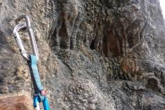 lustige Strukturen...wie in einer Tropfsteinhöhle