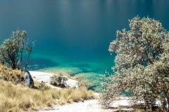 Laguna Churup - Südsee-feeling