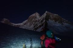 Götterdämmerung am Nevado Pisco - Prost!