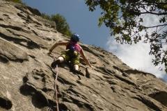 Nochmal im Makalaya's Climb