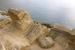 """Danach kann man noch bis an die Küste absteigen und den Steinbruch """"Atlantis"""" besichtigen"""