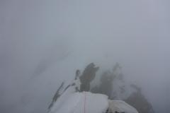 zurück im Nebel...da wirds ganz schön warm!