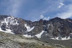 Monte Disgrazia und viele andere Subgipfel....