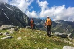 ...um auf Höhe Kreuzkamp den Wanderweg zu treffen