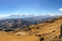 Cordillera Blanca - Mirador Laguna Wilkacocha (3750 m; ~630 Hm im Aufstieg)