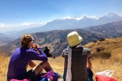 Mirador Wilkacocha (aussichtsreiches Akklimatisieren auf 3750 m)