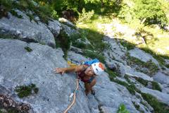 Am Rabensteinhorn ging es Tags darauf dutlich entspannter zu:)